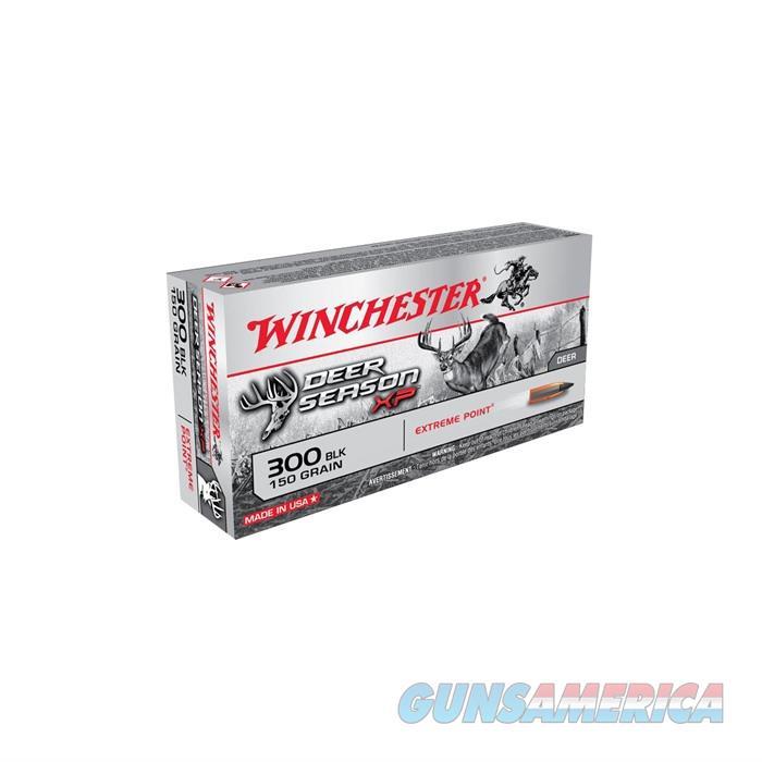 Win Ammo 300 Blackout 150gr Extreme Point Polymer Tip 10/Bx  Non-Guns > Ammunition