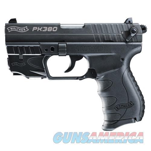 Walther PK380 380 Laser Set 3.66''  Barrel 8rd  Guns > Pistols > Walther Pistols > Post WWII > PK380