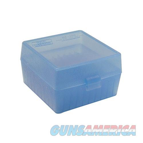 MTM  Ammo Box 100 Round Flip-Top 223 204 Ruger 6x47  Non-Guns > Military > Cases/Trunks