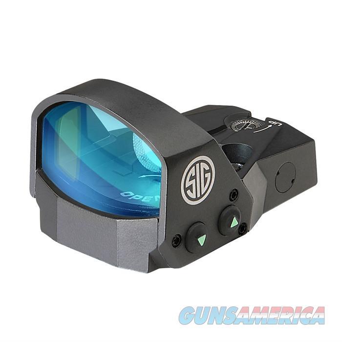 SIG Romeo Mini Reflex Sight 1x22 3MOA Red Dot 1.0MOA Adj Graphite  Non-Guns > Scopes/Mounts/Rings & Optics > Tactical Scopes > Red Dot