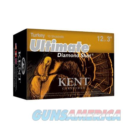 Kent Ammo Ultimate Diamond Shot Turkey Load 20ga 3in MAXdr 1 1/4o  Non-Guns > Ammunition