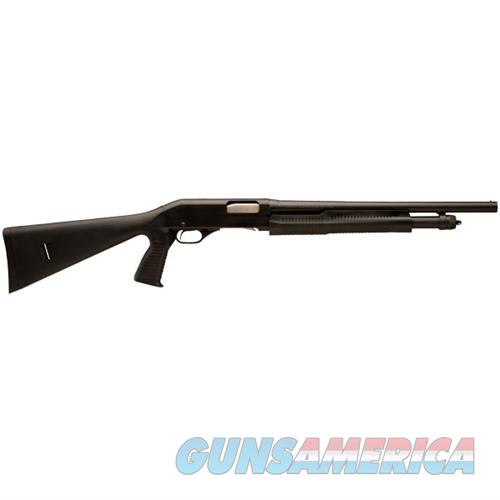 Stevens 320 Security Pump 12ga 18.5''  Pistol Grip  Guns > Shotguns > Stevens Shotguns