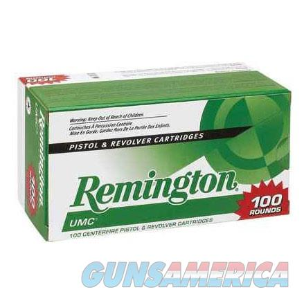 Remington UMC Value Pack 40 S&W 180gr MC 100/bx  Non-Guns > Ammunition