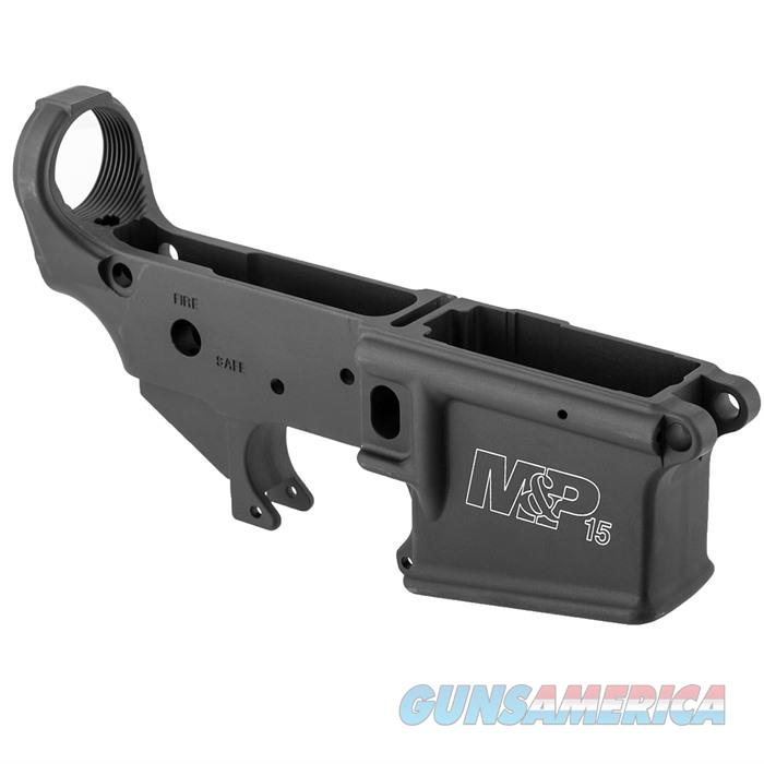 SW M&P15 Stripped Lower Receiver 5.56mm  Guns > Rifles > Smith & Wesson Rifles > M&P