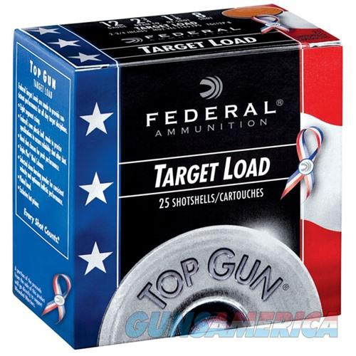 Federal Top Gun USA 12ga 2.75'' 1-1/8 oz. #8 25/bx  Non-Guns > AirSoft > Ammo