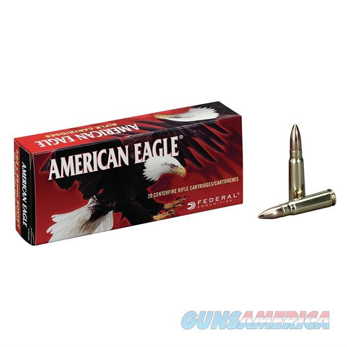 Federal Ammo 7.62 x 39 124gr FMJ Amer Eagle  Non-Guns > Ammunition