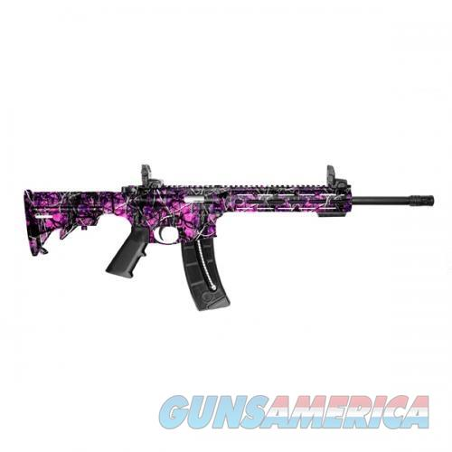 S&W M&P15-22 Sport  Muddy Girl  Camo .2  Guns > Rifles > Smith & Wesson Rifles > M&P