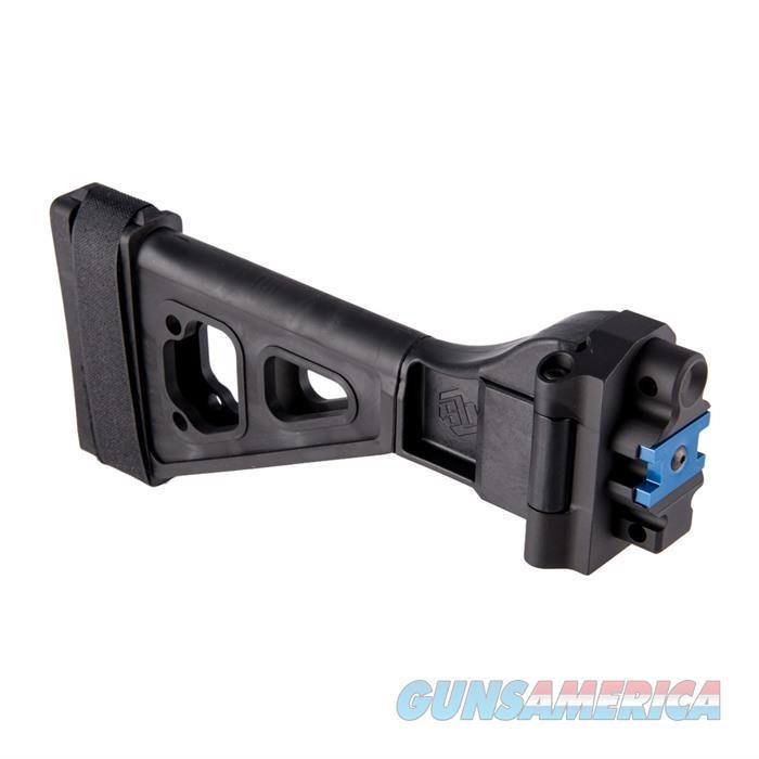 SBT Folding Brace, Alum Mp5K Adapter, Qd  Non-Guns > Gun Parts > Rifle/Accuracy/Sniper