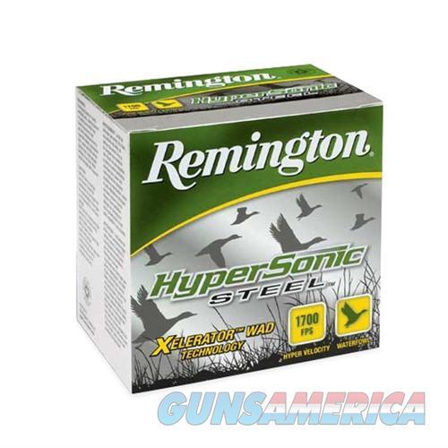 Remington HyperSonic Steel 20ga 3'' 7/8oz #2 25/bx  Non-Guns > Ammunition