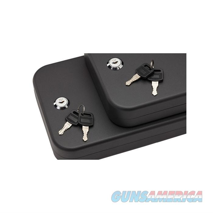 SS Lock Box XL Keyed Alike (2)  Non-Guns > Gun Safes