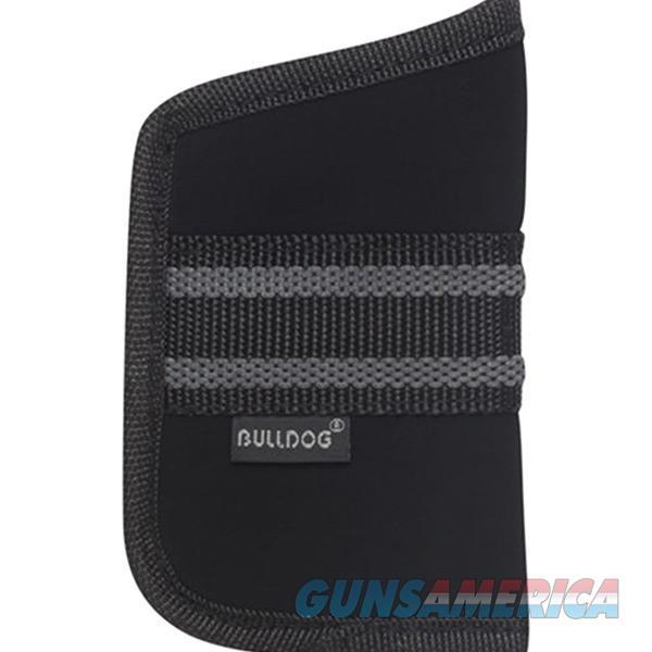 Bulldog Medium Inside Pocket Holster .380 Auto Blk  Non-Guns > Gun Parts > Misc > Rifles