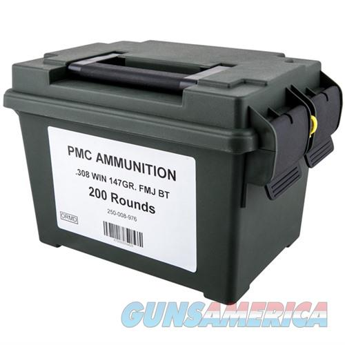 PMC Bronze Ammo Can 308 Win 147gr FMJ-BT 200/bx  Non-Guns > AirSoft > Ammo