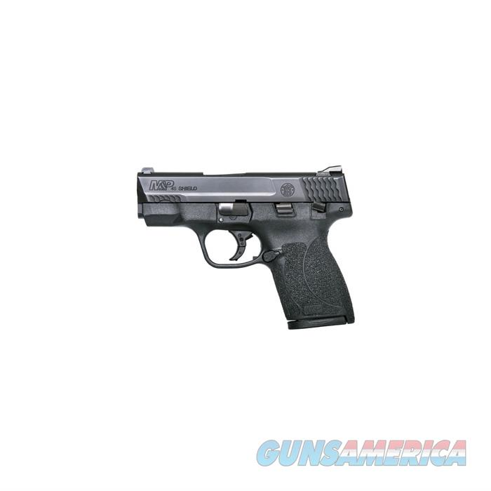 S&W M&P45 Shield W/Thumb Safety .45ACP 3.3'' Bbl 7Rd & 6Rd Mag  Guns > Pistols > Smith & Wesson Pistols - Autos > Shield