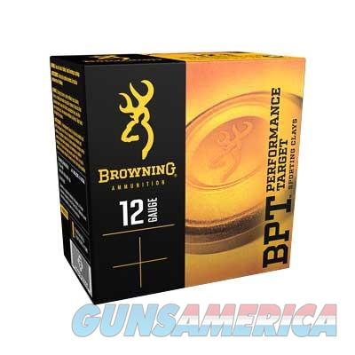 BROWNING 12GA 2-3/4'' 1-1/8OZ SPORTING #7.5 25RDS/BOX  Non-Guns > Ammunition
