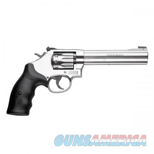 Sw 617 - K-22 Masterpiece  (Stainless), .22 Lr, 6  Bbl, 10Rd  Guns > Pistols > Smith & Wesson Revolvers > Full Frame Revolver