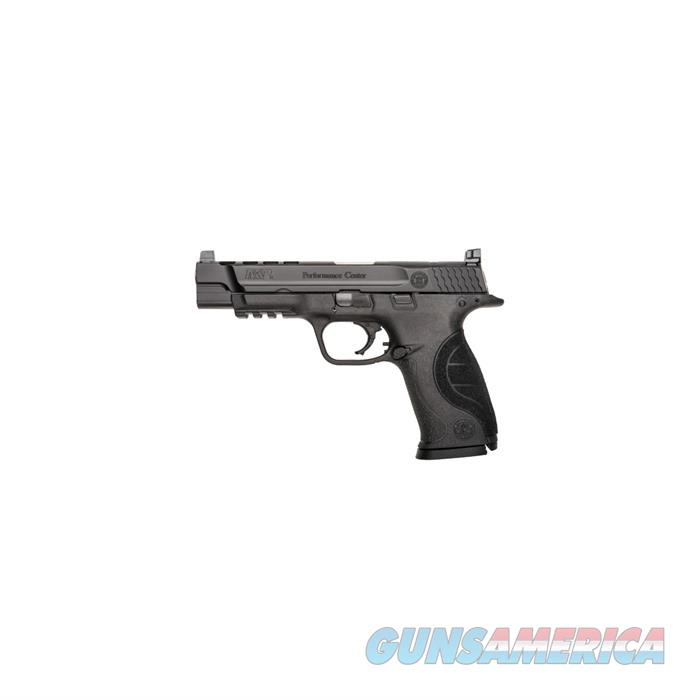 M&P 9 Performance Center Ported 9mm 5'' Barrel 17Rd Mag  Guns > Pistols > Smith & Wesson Pistols - Autos > Polymer Frame