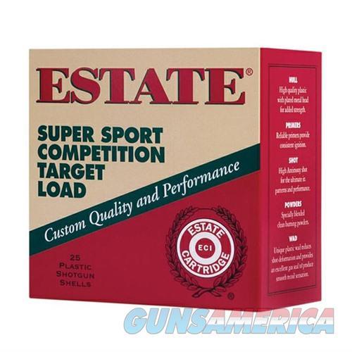 ESTATE SUPER SPORT 12 GAUGE 2.75' 1-1/8OZ #9 25/BX (25 ROUNDS PER  Non-Guns > Ammunition