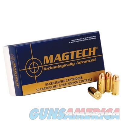 Magtech 9mm 115gr FMJ 50/bx  Non-Guns > Ammunition