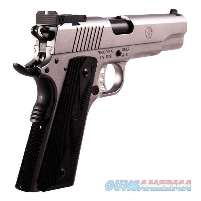 Ruger CF Pistol SR1911~ 10mm Auto 5'' bbl Low-Glare SS  Guns > Pistols > A Misc Pistols