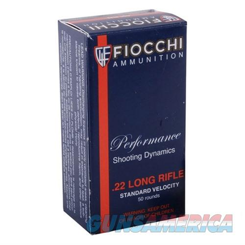 Fiocchi Shooting Dynamics 22LR 40gr LRN 50/bx  Non-Guns > Ammunition