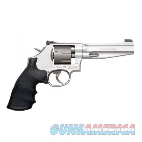 S&W 9869mm 5'' Bbl 7Rd  Guns > Pistols > Smith & Wesson Revolvers > Performance Center