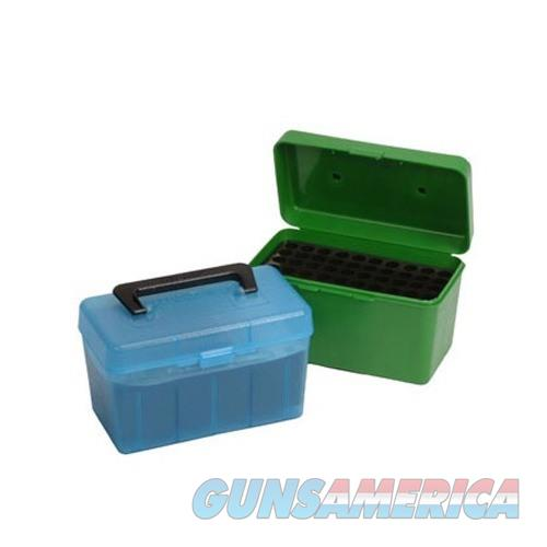MTM  Deluxe Ammo Box 50 Round Handle 7mm Rem Mag 300 Winchester M  Non-Guns > Military > Cases/Trunks