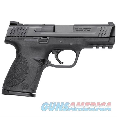 Smith & Wesson M&P45c Compact 45acp 4''  Bbl No Thumb Safety  Guns > Pistols > Smith & Wesson Pistols - Autos > Polymer Frame