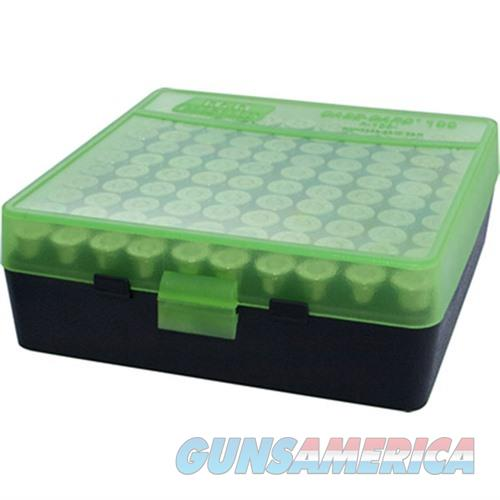 MTM  Ammo Box 100 Round Flip-Top 40 10mm 45 ACP  Non-Guns > Military > Cases/Trunks