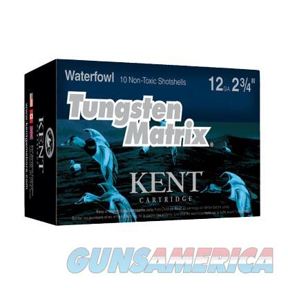 Kent Ammo 12ga 3in 1 1/4oz #3 Tungsten Matrix  Non-Guns > Ammunition