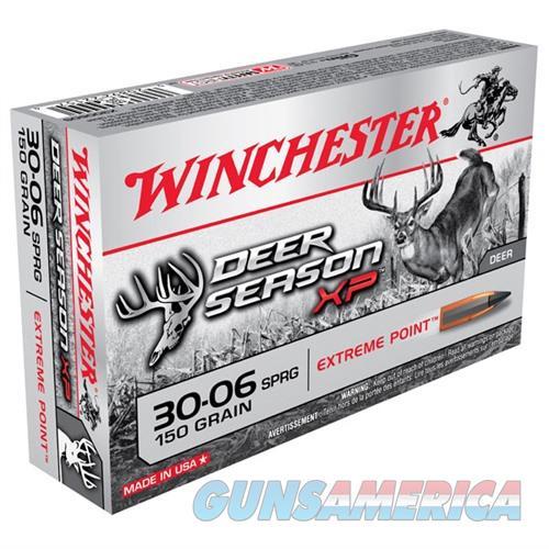 Winchester Deer Season XP 30-06 150gr Extreme Point 20/bx  Non-Guns > Ammunition