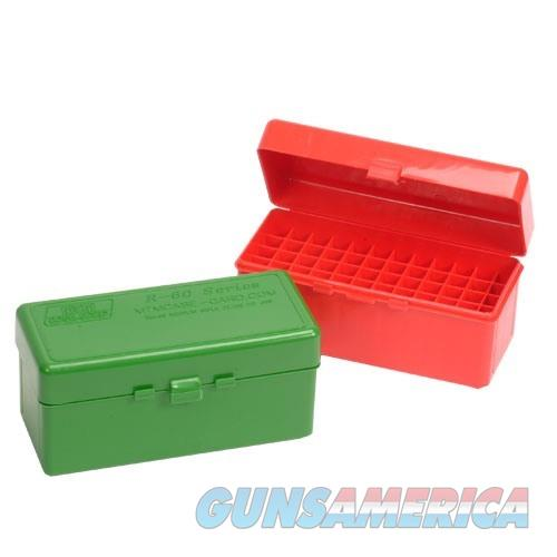MTM  Ammo Box 50 Round Flip-Top 243 308 Winchester 220 Swift  Non-Guns > Military > Cases/Trunks