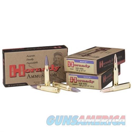 HORNADY AMMO 308 WINCHESTER  Non-Guns > Ammunition