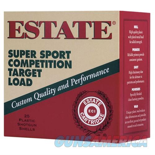 Estate Super Sport 12ga 2.75'' 1-1/8oz #7.5 25/bx  Non-Guns > AirSoft > Ammo