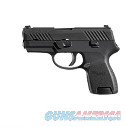 SIG SAUER P320 9MM BLACK W/SIGLITE SIGHTS & (2) 12RD MAGS  Guns > Pistols > Sig - Sauer/Sigarms Pistols > P320