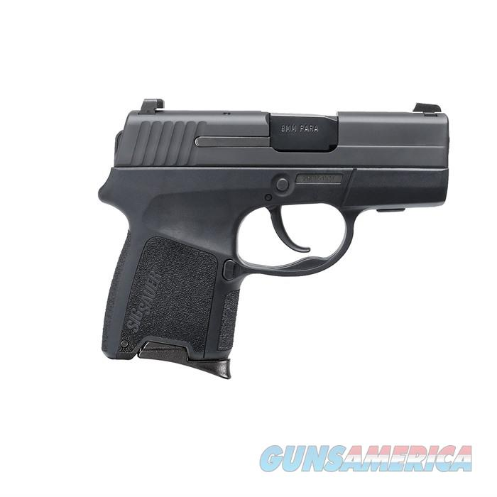 SIG P290RS 9mm Black Nitron Finish Re-Strike Slite Night Sights  Guns > Pistols > Sig - Sauer/Sigarms Pistols > P290