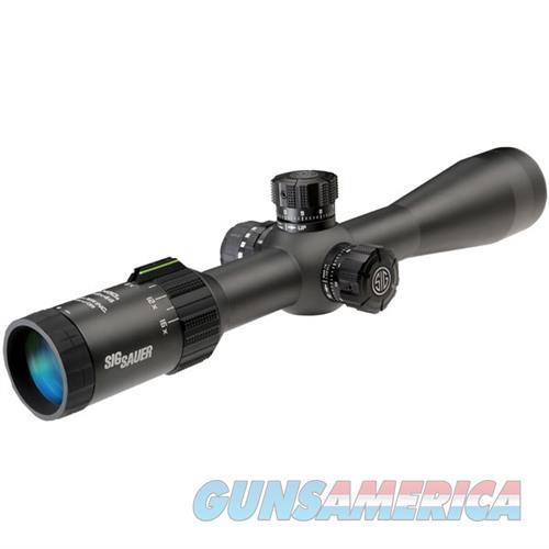 Sig Tango4 Scope, 3-12X42mm, 30mm, Ffp, 300 Blk Horseshoe Illum R  Non-Guns > Scopes/Mounts/Rings & Optics > Rifle Scopes > Variable Focal Length
