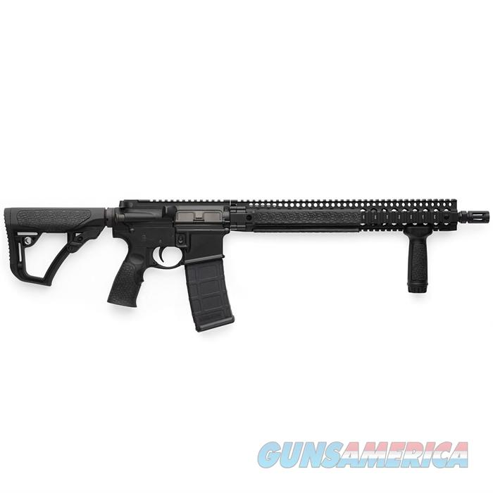 Daniel Defense M4 V9 5.56 NATO 16'' Mid-Length Gas System  Guns > Rifles > Daniel Defense > Complete Rifles