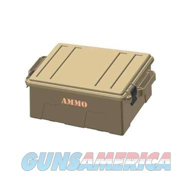 MTM Ammo Crate / Utility Box ACR8 FDE  Non-Guns > Military > Cases/Trunks