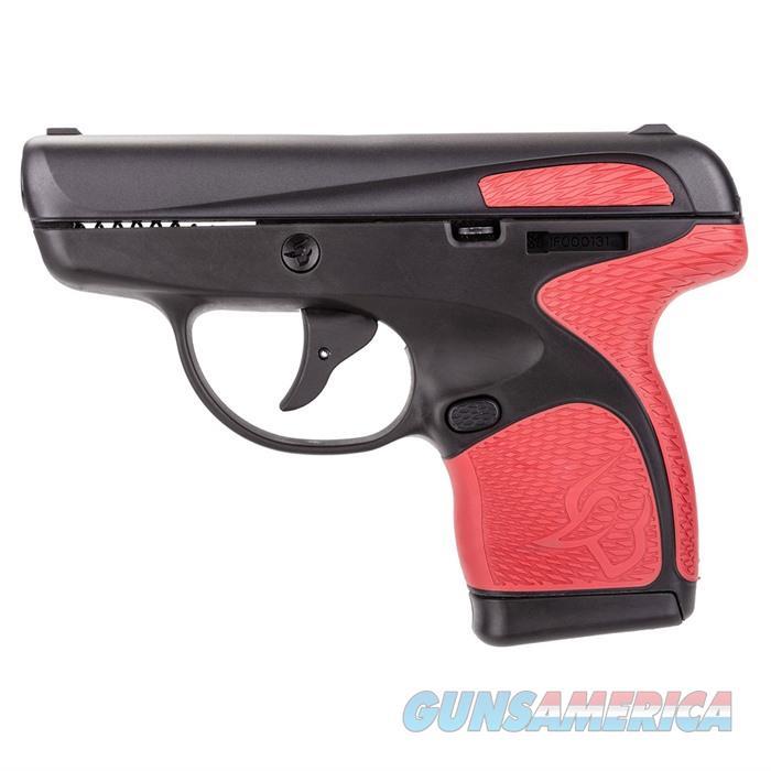 Taurus Spectrum Pistol .380Auto Torch Red/Blk 2.8''Bbl 6/7Rd  Guns > Pistols > A Misc Pistols