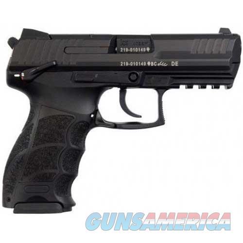 HK P30S (V3) 40 S&W Ambi-Safety Rear Decocking Button 13-rd  Guns > Pistols > Heckler & Koch Pistols > Polymer Frame