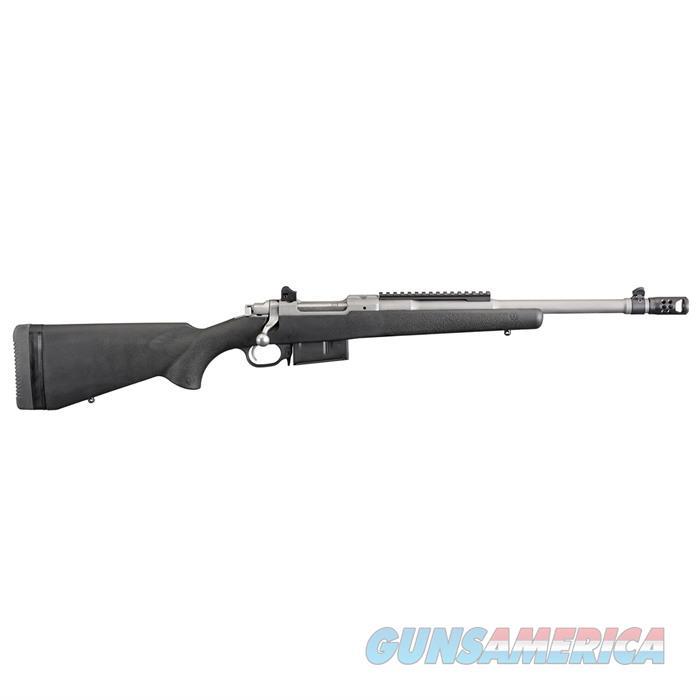 Ruger Scout 450 Bushmaster 16.1'' bbl 4rd  Guns > Rifles > A Misc Rifles