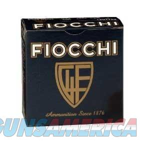 Fiocchi Steel Hunting & Target Load 12ga 3 1/2in Max Dram 1 3/8oz  Non-Guns > Ammunition