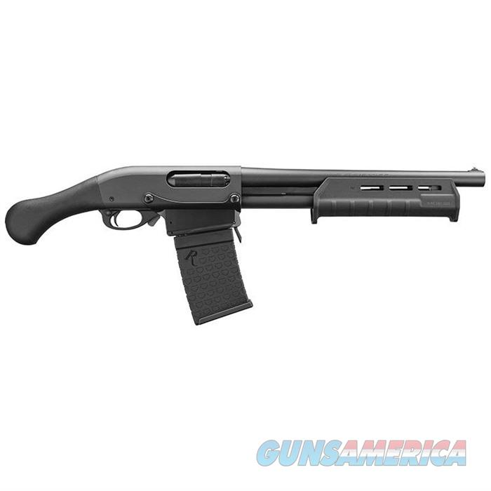 Model 870? Tac-14 w/4 + 1 Capacity, Shockwave Raptor pistol grip  Guns > Shotguns > Remington Shotguns  > Pump > Tactical