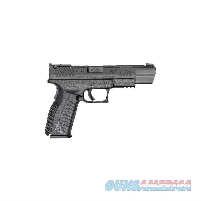 Springfield Xdm 5.25''Bbl 9Mm 19 Rd Black  Guns > Pistols > Springfield Armory Pistols > XD-M