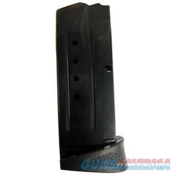 SW M&P Magazine, 9mm Compact w/Finger Rest, 10 Round  Non-Guns > Magazines & Clips > Pistol Magazines > Other