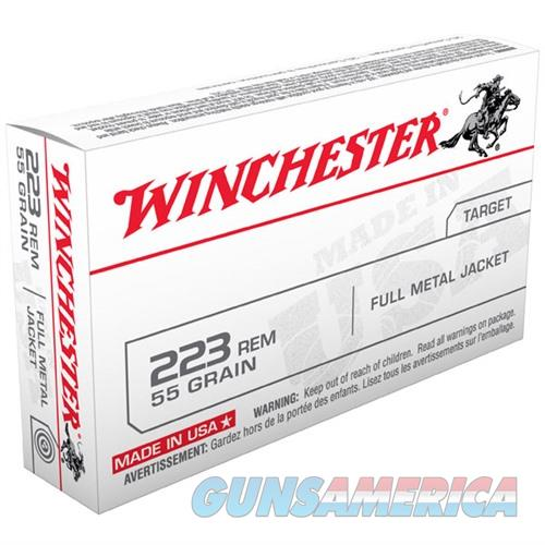 Winchester Ammo 223 Rem USA 55gr FMJ  Non-Guns > AirSoft > Ammo