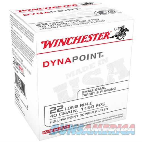 Winchester Ammo 22LR.40gr.Lead Dynapoint  Non-Guns > Ammunition