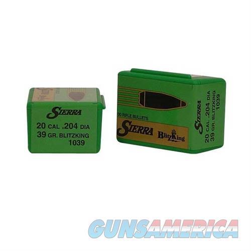 Sierra Bullet 20cal 39gr Blitzking  Non-Guns > Reloading > Components > Bullets