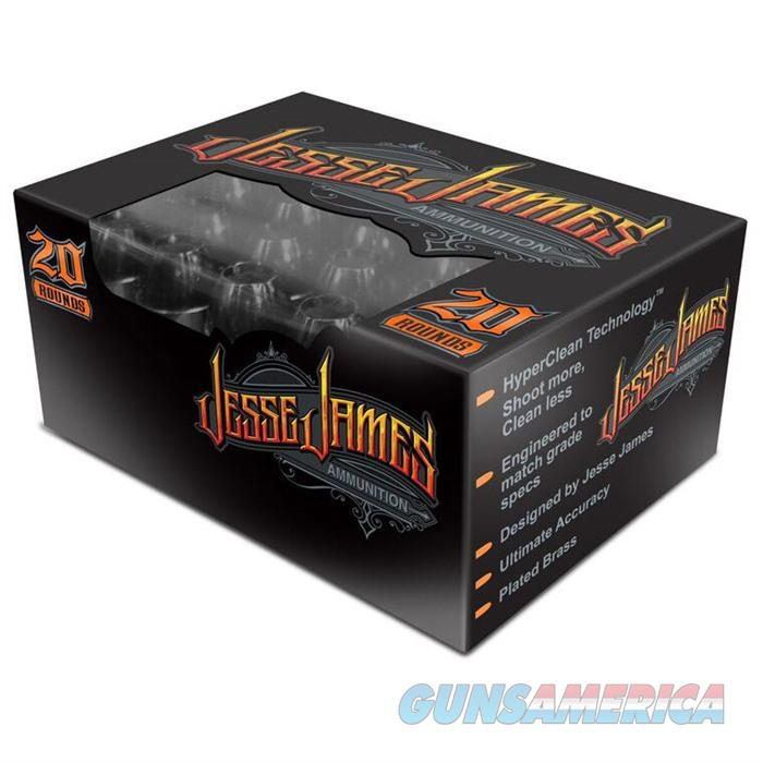 Jesse James BL 9 mm 115 gr HP 20rd  Non-Guns > Ammunition