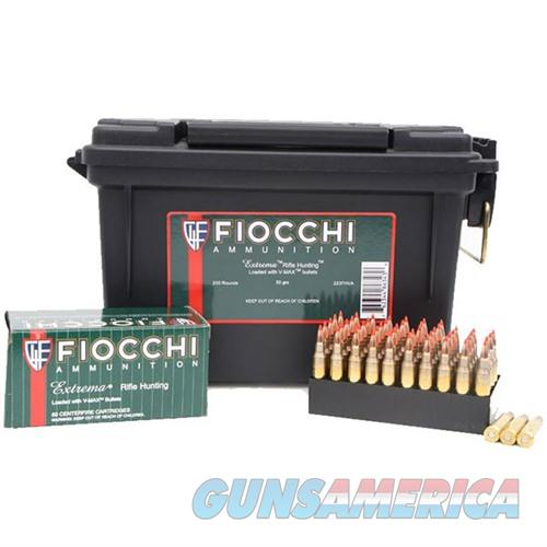 Fiocchi Extrema 223 Rem 50gr V-Max 200rd Ammo Can  Non-Guns > Ammunition